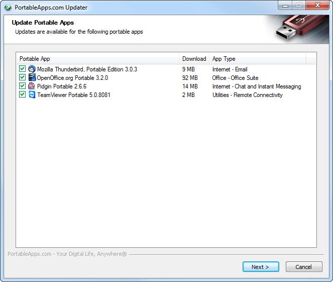 Preview the 2 0 PortableApps com Platform | PortableApps com